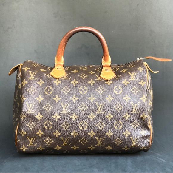 Louis Vuitton Handbags - LOUIS VUITTON speedy 30 - VINTAGE